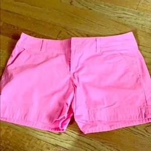 Lilly Pulitzer Callahan short size 6 in Lilly pink